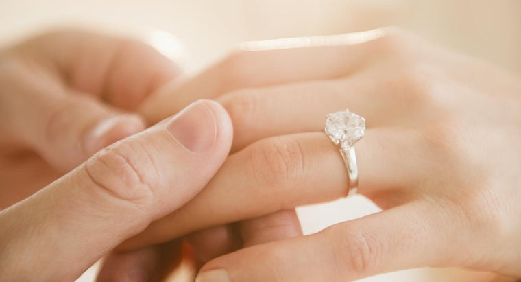 What Hand Wedding Ring.What Hand Does Your Engagement Ring Go On Reference Com