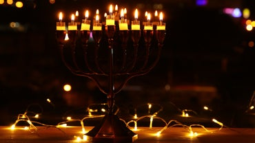 What Is a Hanukkiyah?
