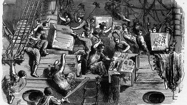 What Happened After the Boston Tea Party?