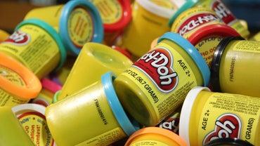 How Do I Harden Play-Doh?