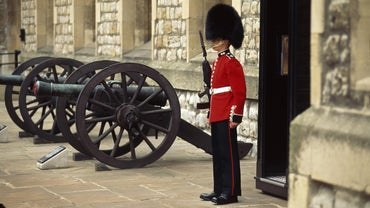 What Is the Hat Called That the English Royal Guards Wear?