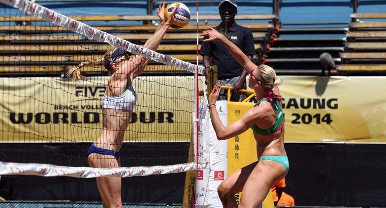 height-net-volleyball