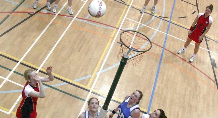 height-netball-post
