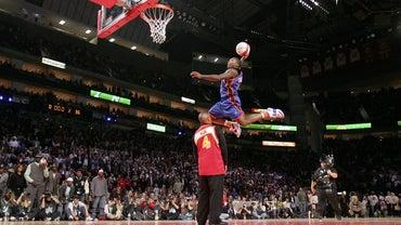 How High Is Spud Webb's Vertical Leap?
