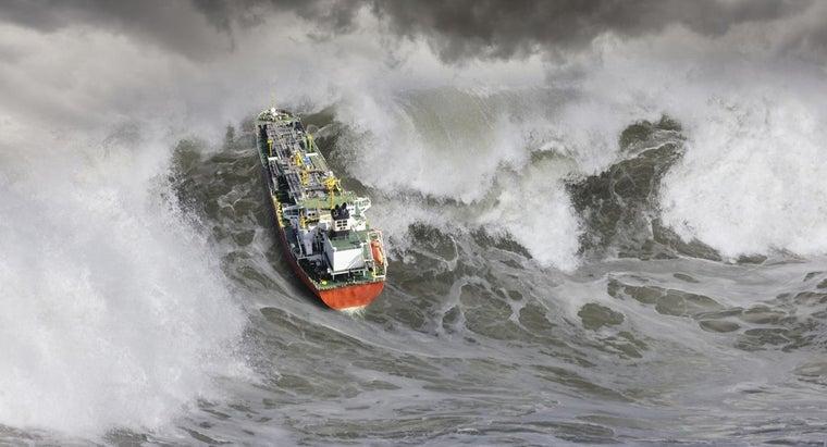 height-highest-sea-wave