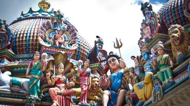 What Are the Names of the Main Hindu Gods? | Reference com