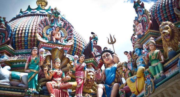 hindu-creation-story