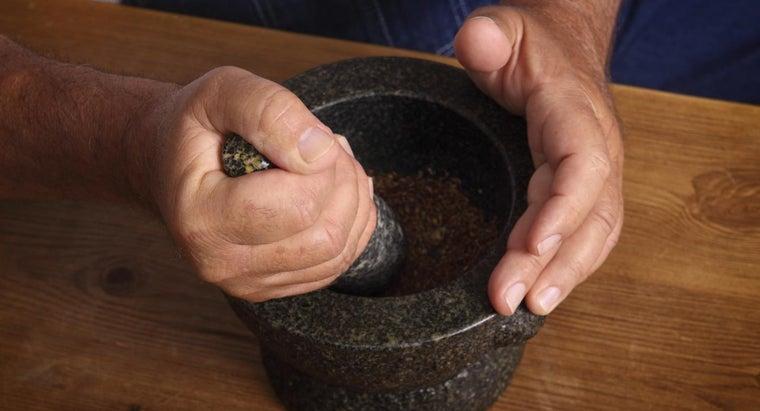 hoe-grind-flax-seed