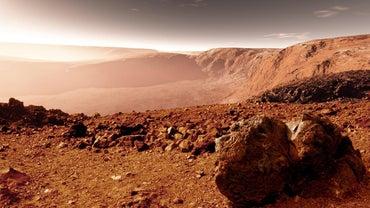 How Hot Is Mars?