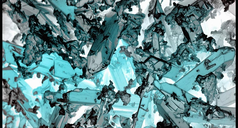minerals-formed