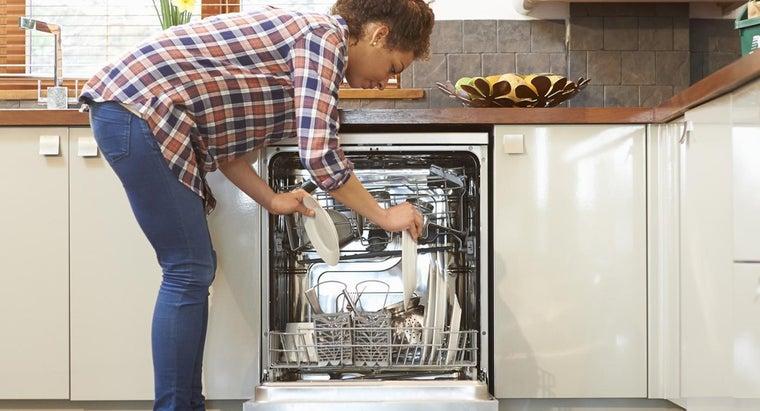 dishwasher-work