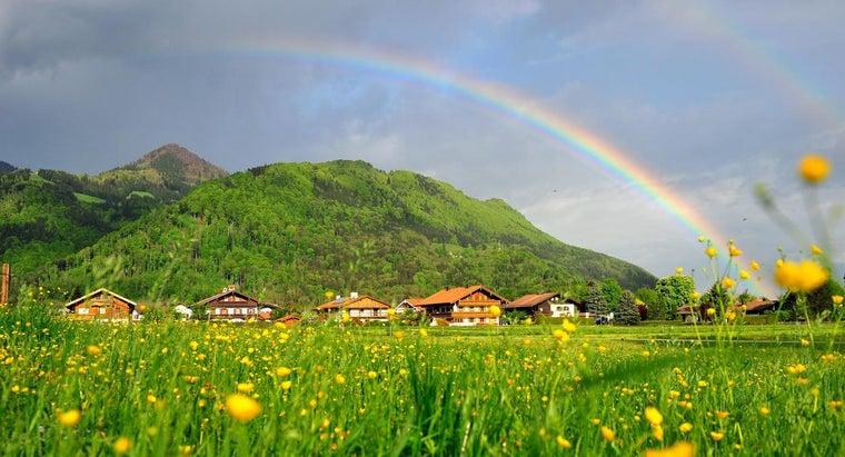 rainbow-formed