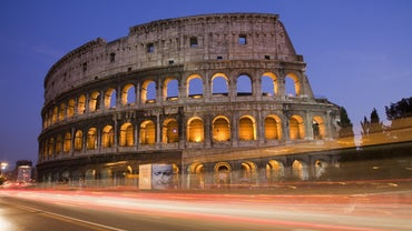 How Long Did It Take to Build the Coliseum?