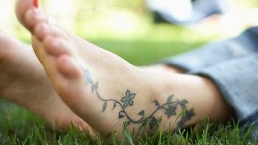 How Long Do Foot Tattoos Last?