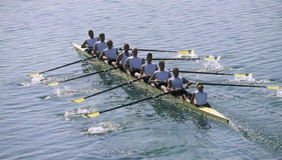 What Length Should Boat Oars Be?