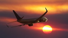 How Long Would It Take a Passenger Plane to Fly Around the Sun?