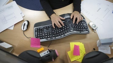 How Many Calories Do You Burn While Typing?