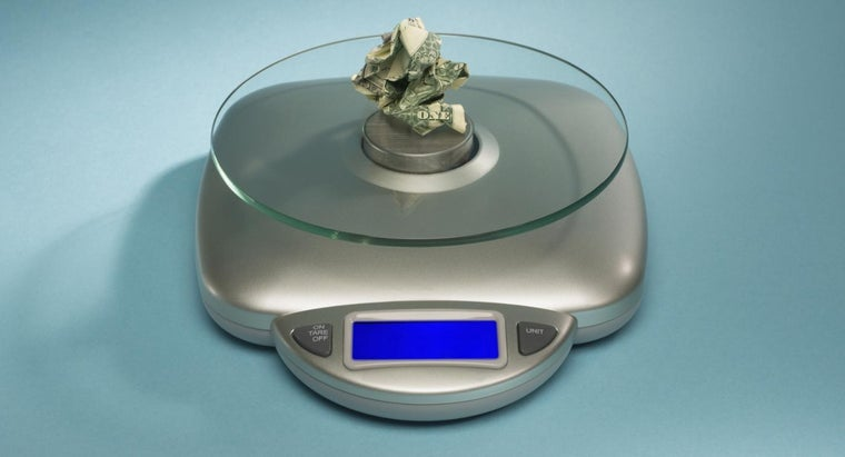 How Many Grams Does a Dollar Bill Weigh? | Reference com