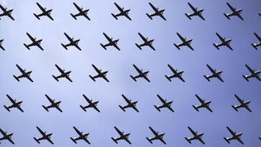 How Many Planes Are in the Air at Any Given Time?