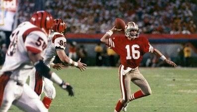 How Many Super Bowl Rings Does Joe Montana Have?