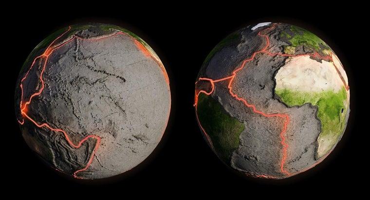 many-tectonic-plates