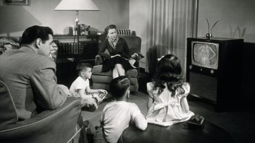 How Much Did a Television Cost in the 1950s?