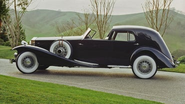 How Much Did a New Car Cost in 1933?