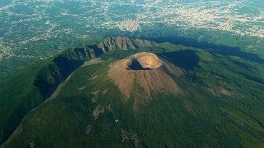 How Old Is Mount Vesuvius?