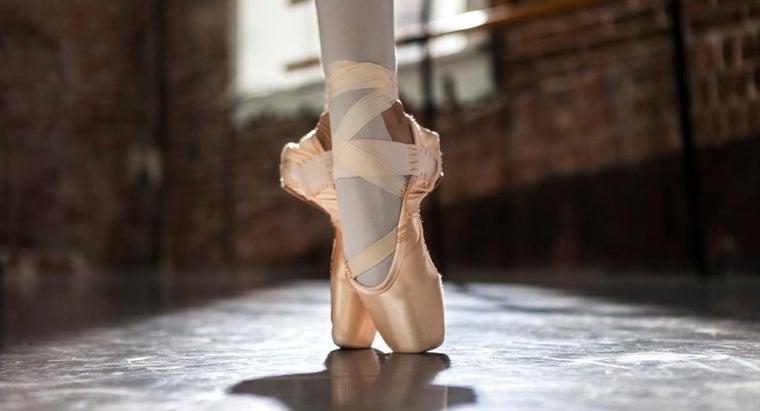 clean-satin-ballet-shoes