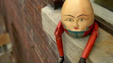 Who Was Humpty Dumpty?