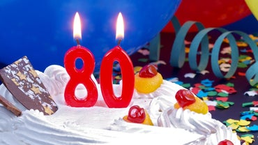 What Are Some Ideas for an 80th Birthday Party?