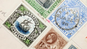 How Do You Identify Old Postage Stamps?