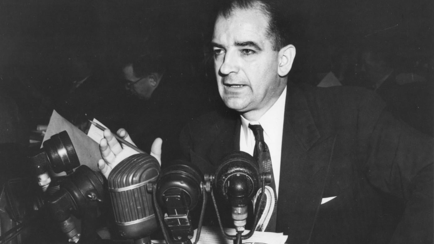 who was joseph mccarthy and what did he do