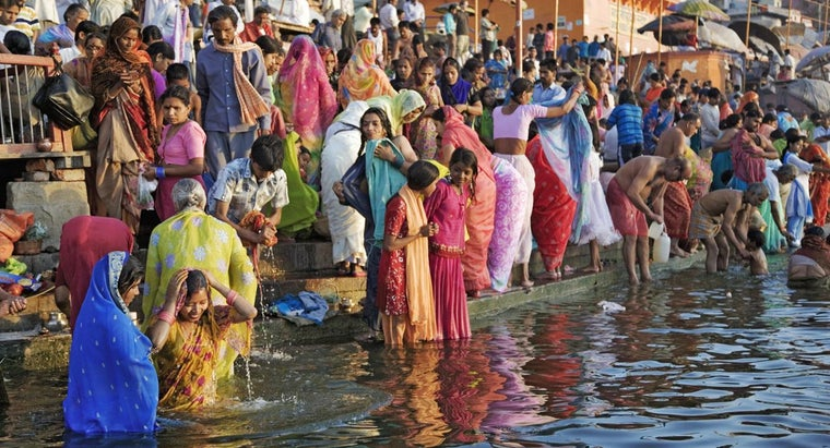 important-river-india