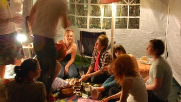 What Are Indoor Party Games for Adults?