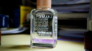 What Are the Ingredients in Nail Polish Remover?