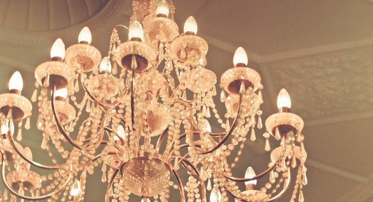 install-chandelier
