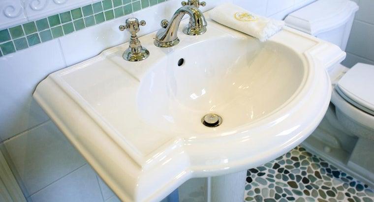 install-pedestal-sink-over-tile-floor