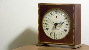 What Are the Instructions for a Seth Thomas Clock?