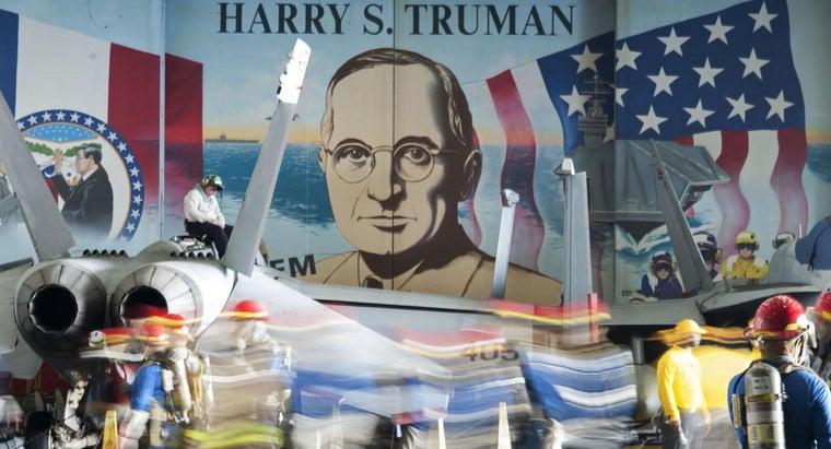 interesting-harry-s-truman