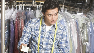 Who Invented Dry Cleaning?