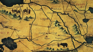Who Invented the First Map?