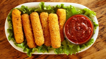 Who Invented Mozzarella Sticks?