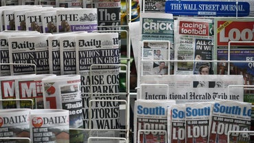 Who Invented the Newspaper?