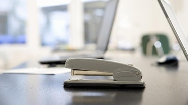 Who Invented the Stapler?