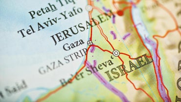 Where Is Israel Located?