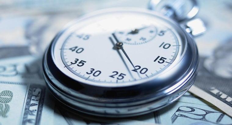 job-description-timekeepers