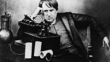 What Jobs Did Thomas Edison Have?