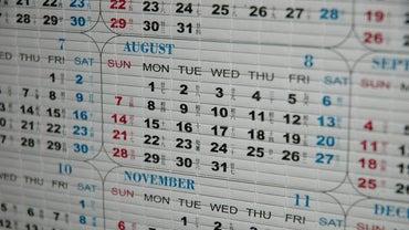 How Is the Julian Calendar Different Than the Gregorian Calendar?