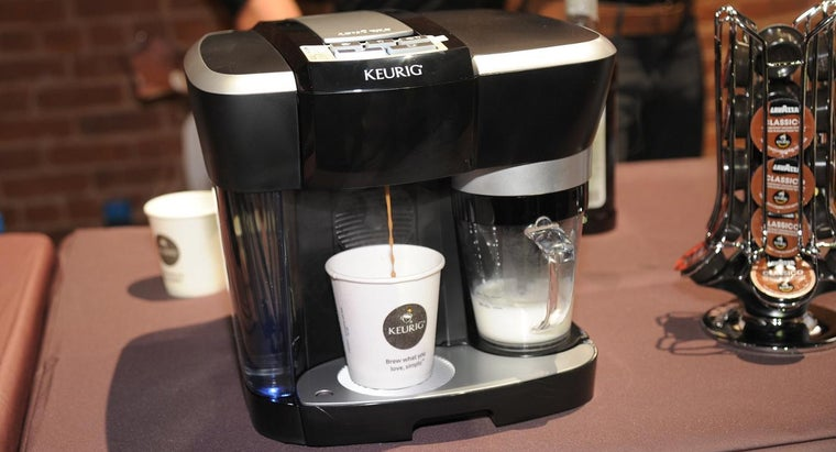 keurig-coffee-machine-work